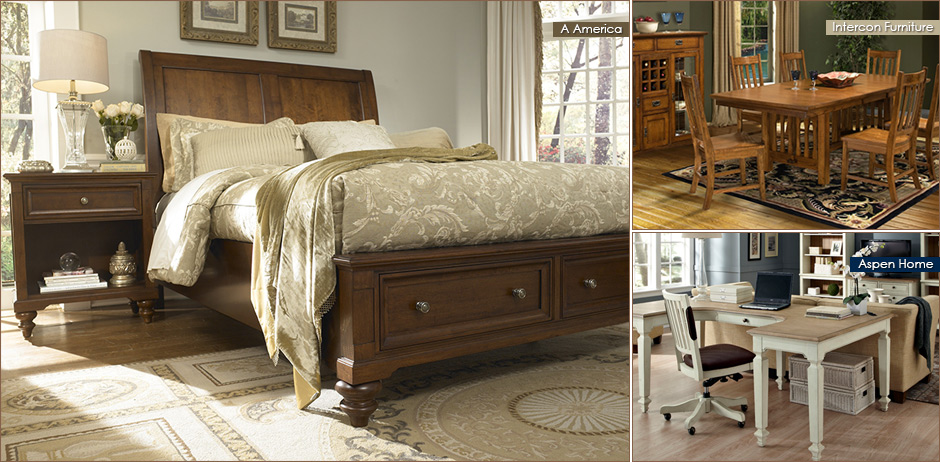 A full line of furniture is available at Harbor Light Furniture & Flooring in Polson.